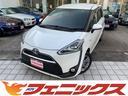 トヨタ/シエンタ HVGセーフティセンス専用SDナビBカメLED両電動D1オナ