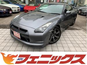 日産 GT-R ブラックED1オナ4WD専用HDDフルセグBカメラHレザーS