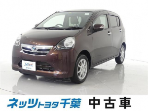 ダイハツ ミライース G /  タイヤ4本新品御契約後交換  CDチューナー・ワイヤレスキー  ワンオーナー車