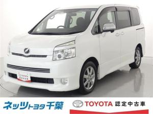 トヨタ ヴォクシー ZS 煌II HDDナビ フルセグTV バックモニター ETC タイヤ3本新品