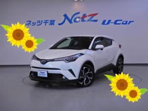 トヨタ C-HR HV G  サポカー SDナビ ワンセグ ドラレコ 1オナ