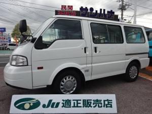マツダ ボンゴバン DX ナビ TV バックモニタ付 5ドア 5AT