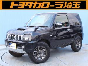 スズキ ジムニー クロスアドベンチャー 4WD ナビ ETC キーレス