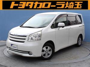トヨタ ノア G 両側電動スライドドア ETC スマートキー アルミ