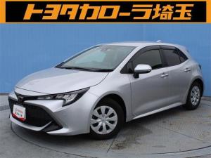 トヨタ カローラスポーツ G X ナビゲーション スマートキー ICS TSS