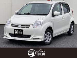 トヨタ パッソ 禁煙車/TRDフロントリップ/バックカメラ