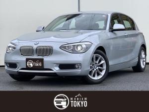BMW 1シリーズ 116i スタイル/1オーナー/ハーフレザー/ディーラー整備