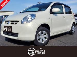 トヨタ パッソ X ユルリ 特別仕様車/純正ナビ/TV/ETC