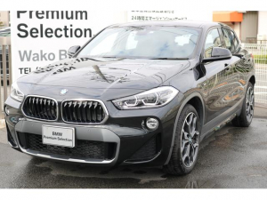 BMW X2 sDrive 18i MスポーツX ナビ ETC認定中古車