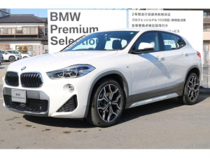 BMW X2 sDrive 18i MスポーツXACC HUD ナビ