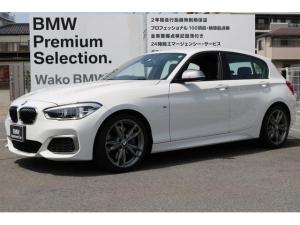 BMW 1シリーズ M140iCC ドラレコ Dアシスト Mブレーキ