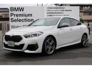 BMW 2シリーズ M235i xDriveグランクーペ 18インチアロイ HiFiスピーカー ACC Mスポーツサス Mスポーツブレーキ ワンオナ 禁煙車