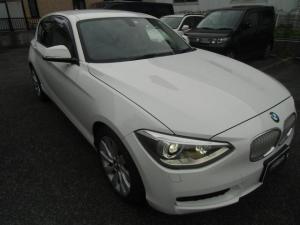 BMW 1シリーズ 116i スタイル 車検令和4年3月迄 修復歴無し 整備込み