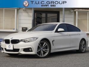 BMW 4シリーズ 435iグランCpMスポ 追従ACC 黒革 HUD 2年保証