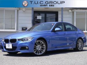 BMW 3シリーズ 320dMスポーツ1オナ専用色 追従ACC19AW 2年保証