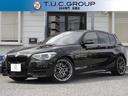 BMW/BMW M135i BBS18AW 黒革 地デジTVBカメ 2年保証