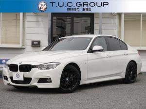 BMW 3シリーズ 320i Mスポーツ ブラックスト-ム 首都圏100台限定車 1オーナー 後期新エンジン 追従ACC レーンCW HUD LEDヘッドライト 地デジTV iストップ パドル Bカメラ Bluetooth 8速AT 2年保証