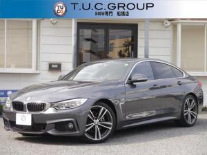 BMW 4シリーズ 420iグランクーペ イン スタイル 限定車 1オーナー ヒーター茶革 LEDヘッドライト HUD 追従ACC レーンチェンジ警告 19インチAW スマートキー 地デジTV iドライブHDDナビ Bカメラ スマートキー 2年保証