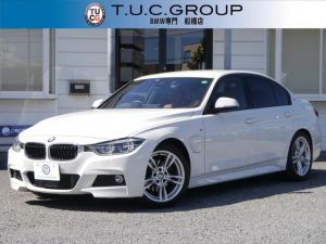BMW 3シリーズ 330e Mスポーツ PHEV 1オナ サドルブラウン革 追従ACC レーンチェンジ警告 LEDヘッドライト&テール 衝突軽減ブレーキ 車線逸脱警告 歩行者警告 HDDナビ Bカメラ スマートキー ウッドパネル 2年保証