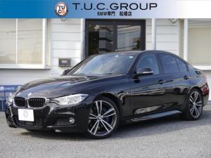 BMW 3シリーズ 320d Mスポーツ 後期LCI ファストトラックPKG 追従ACC HUD 19AW アダプティブMサス Mブレーキ Pアシスト TOPビュー&サイドカメラ LEDヘッドライト Bカメ HDDナビ パドルシフト 2年保証