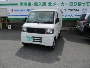 三菱 ミニキャブトラック TD 保冷車 4WD 1オーナー 修復歴無