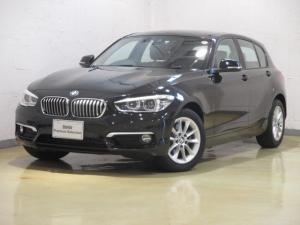BMW 1シリーズ 118d スタイル バックカメラ タッチパネルナビ 衝突軽減