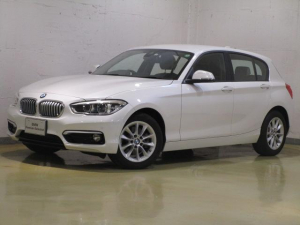 BMW 1シリーズ 118d スタイル 衝突軽減 自動縦列並列駐車