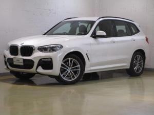 BMW X3 xDrive 20i Mスポーツ ACC ヘッドアップ