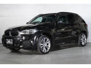 BMW X5 xDrive 35d Mスポーツ サンルーフ 20インチ