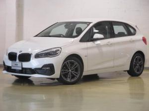 BMW 2シリーズ 218dアクティブツアラースポーツ オートトランク 衝突軽減