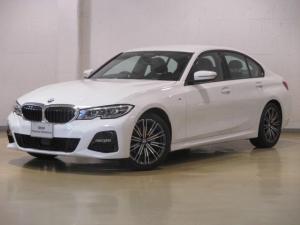 BMW 3シリーズ 320d xDrive Mスポーツ ACC シートヒーター 保証継承