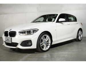 BMW 1シリーズ 118d Mスポーツ 認定中古車 リアビューカメラ