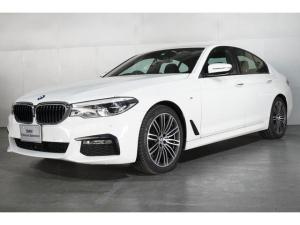 BMW 5シリーズ 523i Mスポーツ 19インチホイール トップビューカメラ 電動トランク LEDヘッドライト