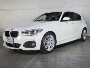 BMW 1シリーズ 118i Mスポーツ 衝突被害軽減ブレーキ バックカメラ クルーズコントロール