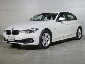 BMW 3シリーズ 318iスポーツ タッチパネルナビ 衝突軽減