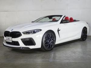 BMW M8 M8カブリオレ コンペティション レーザーライト