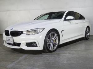 BMW 4シリーズ 435iグランクーペ Mスポーツ 認定中古車 ACC