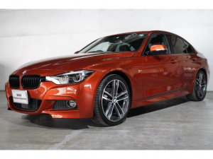 BMW 3シリーズ 320i Mスポーツ エディションシャドー 19インチアルミ アクティブクルーズコントロール マルチ液晶パネル 軽減ブレーキ レザーシート