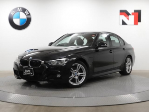 BMW 3シリーズ 330e Mスポーツアイパフォーマンス 18インチAW アクティブクルーズコントロール パドルシフト Rカメラ Rセンサー LED 衝突軽減 車線逸脱 USB