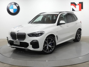 BMW X5 xDrive 35d Mスポーツ 21AW ACC パドル