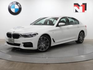 BMW 5シリーズ 540i xDrive Mスポーツ 19AW ACC パドル