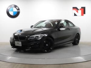 BMW 2シリーズ M240iクーペ 18AW ACC パドル Rカメラ AUX
