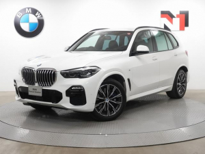 BMW X5 xDrive 35d Mスポーツ 20AW ACC パドル