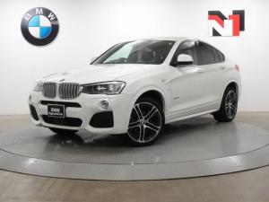 BMW X4 xDrive 28i Mスポーツ