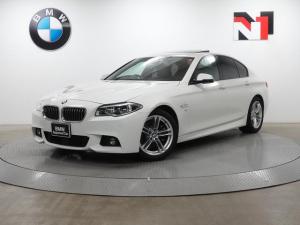 BMW 5シリーズ 528i Mスポーツ 18AW ACC パドル FRセンサ