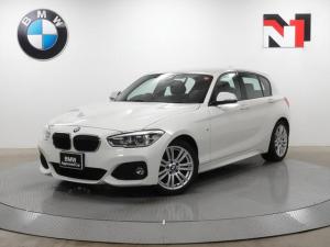 BMW 1シリーズ 118i Mスポーツ 17AW クルコン LED 衝突軽減