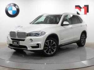 BMW X5 xDrive 35d xライン 19インチAW アクティブクルーズコントロール Rカメラ FRセンサー プライバシーガラス 衝突軽減 車線逸脱