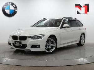 BMW 3シリーズ 320iツーリング Mスポーツ 18インチAW アクティブクルーズコントロール パドルシフト Rカメラ FRセンサー LED 衝突警告 車線逸脱 USB