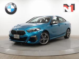 BMW 2シリーズ M235i xDriveグランクーペ 18インチAW アクティブクルーズコントロール パドルシフト Rカメラ FRセンサー LED 衝突軽減 車線逸脱 USB パーキングサポート
