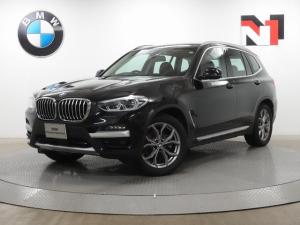BMW X3 xDrive 20d Xライン ハイラインパッケージ 19インチAW モカレザー内装 アクティブクルーズコントロール Rカメラ LED 衝突軽減 車線逸脱 ヘッドアップディスプレイ リヤシートシートヒーター